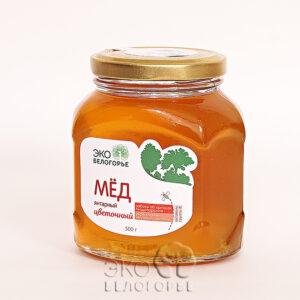Янтарный мёд «Цветочный» 500